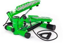 Hop-Sport Stepper skrętny z regulacją HS-30S zielony - Hop Sport 27365-uniw