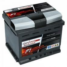 DIVINE F1 SMF 12V 50Ah 420A (EN) P+