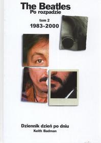 badman Keith Tha beatles po rozpadzie Tom 2 1983 - 2000