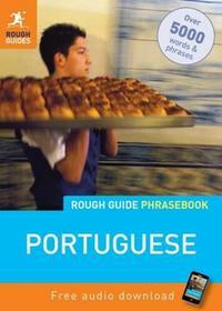 Rough Guide Portugalia rozmówki Rough Guide Portuguese Phrasebook