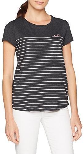Tom Tailor Denim damskie gestreiftes T-Shirt w Loose Fit - m  10562040971-2617 c4dc56328b