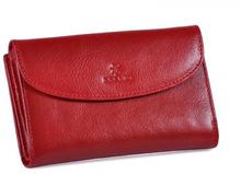Krenig Portfel damski 12083 czerwony 12083 RED