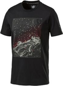 Puma Ferrari Graphic Tee Moonless Night M