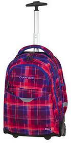 10165723f2bba -27% CoolPack Rapid Plecak Szkony Na Kółkach 36L Mellow Pink 81969CP  Pojemnik Śniadaniowy Gratis