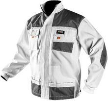 NEO-TOOLS Bluza robocza 81-110-M HD Biały (rozmiar M/50)