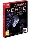 Axiom Verge Multiverse Edition NSWITCH