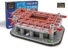 Trefl puzzle 3D Stadion San Siro
