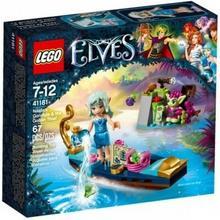 LEGO ELVES Gondola Naidy i Gonliński złodziej 41181