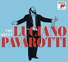 Luciano Pavarotti The Great