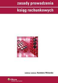 Zasady prowadzenia ksiąg rachunkowych - dostępny od ręki, wysyłka od 2,99