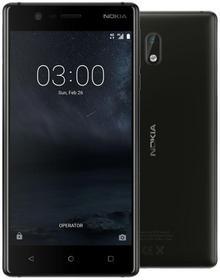 Nokia 3 16GB Dual Sim Czarny
