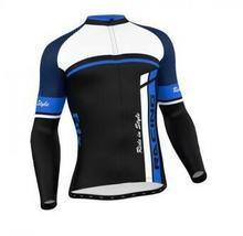 FDX FDX Cycling Thermal Long Sleeve Jersey XXL FDX_1220_01_BL#1
