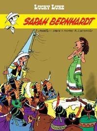 Egmont Lucky Luke .Tom 50 Sarah Bernhardt
