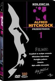Alfred Hitchcock. Część 1