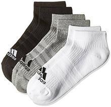 Adidas Skarpety potrójnej paczce Performance 3S, czarny, 35-38 AA2281