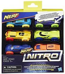 Hasbro NERF NITRO REFILL C3173 ZH-C3173 4/8