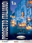 NOWELA Nuovo Progetto Italiano 1A podręcznik + CD wersja wieloletnia - Marin T.. Magnelli S.