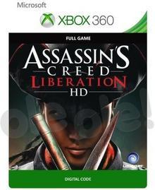 Ubisoft Assassins Creed Liberation HD [kod aktywacyjny]   G3P-00119