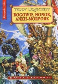 Prószyński Bogowie, honor, Ankh-Morpork. Świat dysku - Terry Pratchett