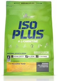 Olimp ISO Plus Isotonic Sport Drink 1400g + 105g gratis pomarańczowy 298402.uniw/0
