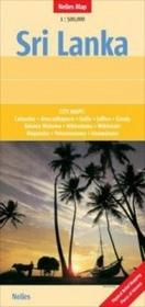Sri Lanka 1:500 000 - Nelles Verlag