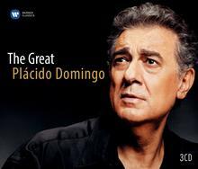 The Great Placido Domingo CD) Placido Domingo