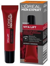 L'Oreal Paris Men Expert Vita Lift przeciwzmarszczkowy krem pod oczy 15ml 53992-uniw