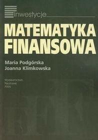Wydawnictwo Naukowe PWNMatematyka finansowa - odbierz ZA DARMO w jednej z ponad 30 księgarń!