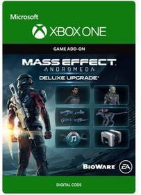 Mass Effect Andromeda Ulepszenie Deluxe XONE wersja cyfrowa