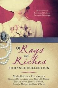 Barbour Pub Inc OF RAGS & RICHES ROMANCE COLL