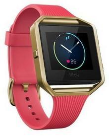 Fitbit Blaze L Różowo-złoty