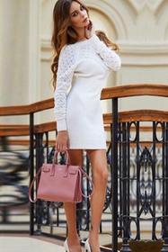 Sukienka LANA WHITE 005015-26