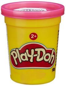 Hasbro Play-Doh Tuba Pojedyncza 112 g Różowa 5010994966324 różowa