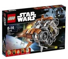 LEGO Star Wars Quadjumper z Jakku