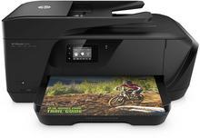 HP Officejet 7510 (G3J47A) urządzenie wielofunkcyjne, format A3 (Druk, Skaner A4, Ksero, Fax, 4800 x 1200 dpi, USB, WLAN, LAN) czarna