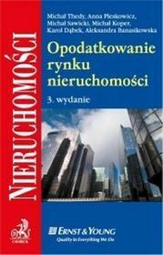 Thedy Michał, Pleskowicz Anna, Sawicki Michał, KopOpodatkowanie rynku nieruchomości - mamy na stanie, wyślemy natychmiast