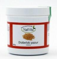NatVita Diabelski pazur mielony 50 g