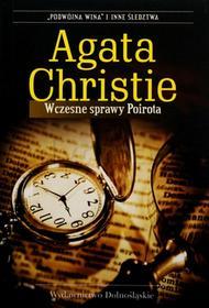 Dolnośląskie Agata Christie Wczesne sprawy Poirota