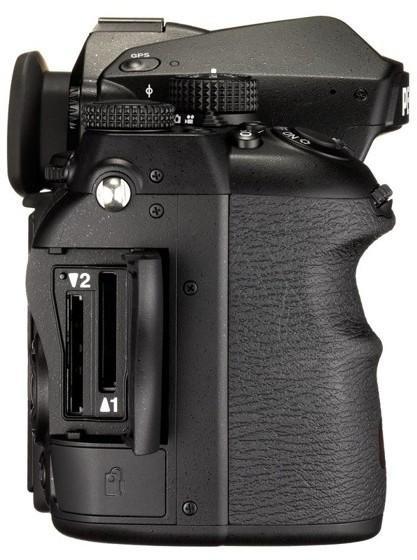 Pentax K-1 body czarny