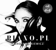 Piano.pl Deluxe Edition) CD+DVD) Dorota Miśkiewicz