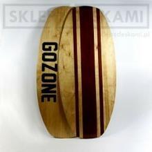 GoZone Skimboard GoZone Genesis Iroko 506