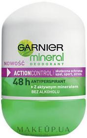 Garnier Antyperspirant w kulce - Mineral Action Control 48h Deodorant Antyperspirant w kulce - Mineral Action Control 48h Deodorant