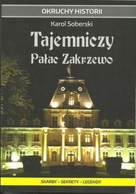 Soberski Karol Tajemniczy Pałac Zakrzewo / wysyłka w 24h