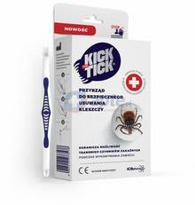 Icb Poland Pharma Kick the Tick przyrząd do bezpiecznego usuwania kleszczy x1 sztuka