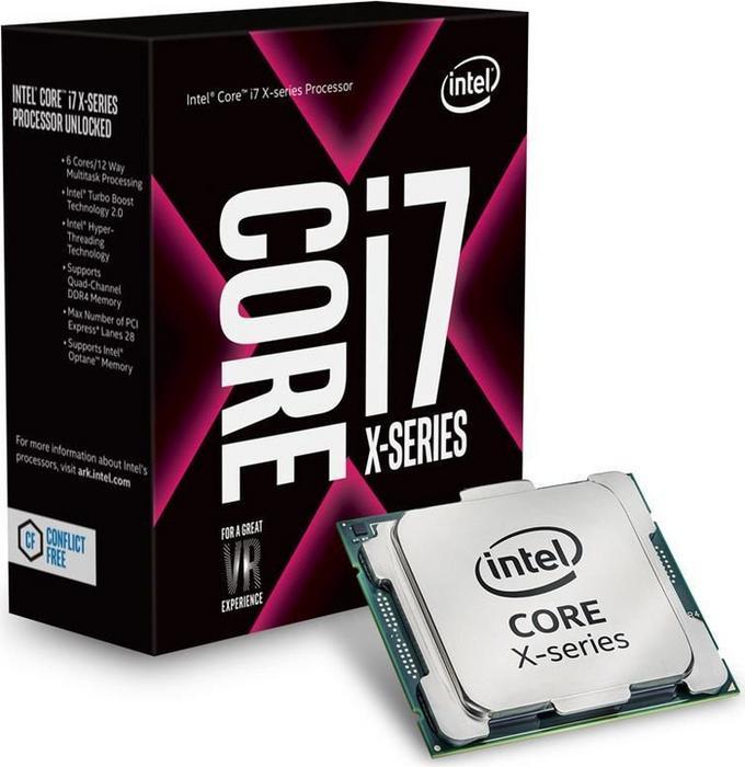 Intel Core i7-7820X 3,6 GHz