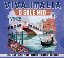 Soliton Viva Italia O Sole Mio CD) Al Bano Nardi Mauro Manacore Luciano Nino Rota Ensemble Ottolini Mauro Solo Bobby Fontana Jimmy Bruni Sergio Ri