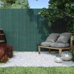 Jarolift Dwustronna mata osłonowa PVC Standard. szer. listwy 13 mm. zielona. 400x160 cm