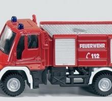 Siku Wóz Strażacki Unimog 1068