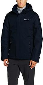 Columbia męska kurtka everett Mountain Jacket, niebieski, l WO1169464L