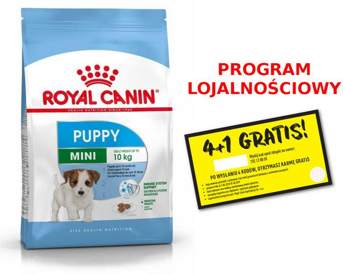 Royal Canin Mini Puppy drób 8kg